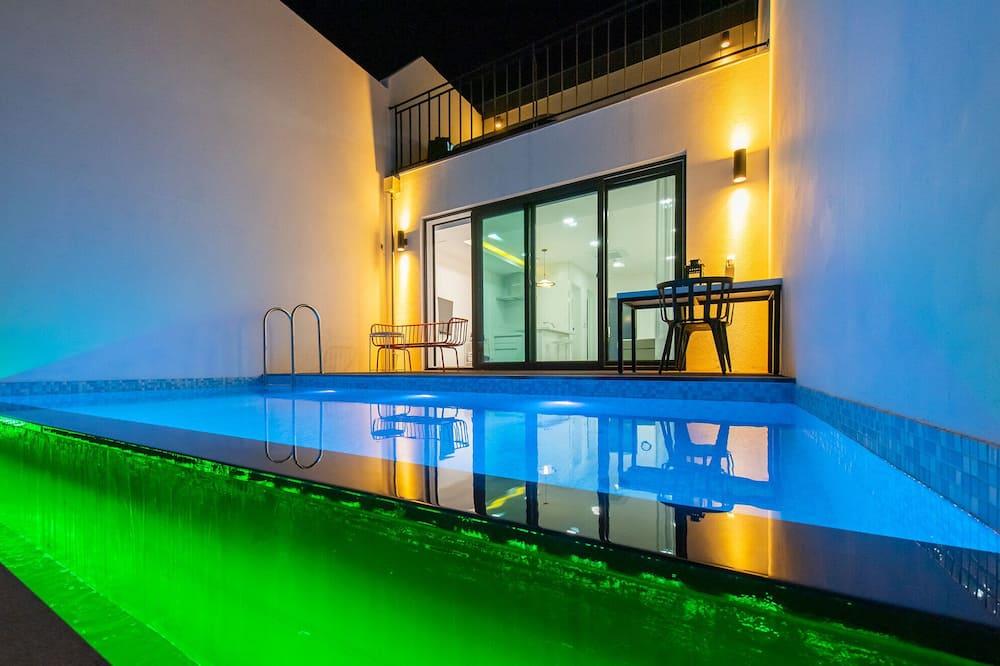 Pool Villa H Type (1003) - Atskiras baseinas