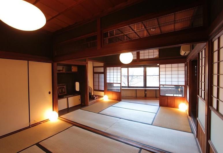Tsuruya Guesthouse - Hostel, Hirošima, Rodinná izba, súkromná kúpeľňa, Hosťovská izba