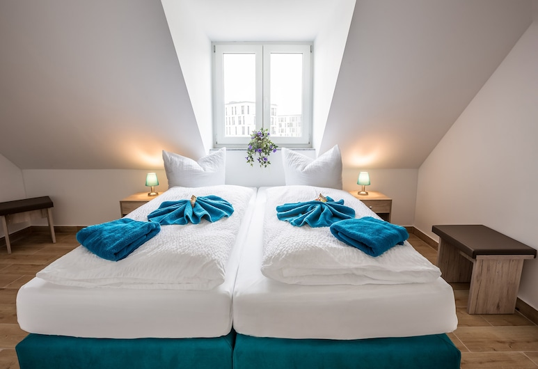 Hotel Ludwig, Munich, Apartment, 2 Bedrooms, Guest Room