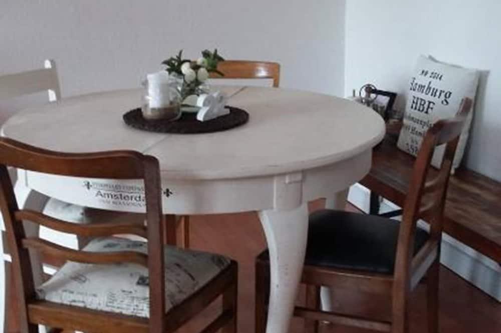 Сімейний будинок - Обіди в номері