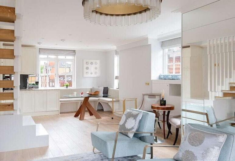 Pocket Full of Pearls Fantastic Duplex , London, Apartment, Wohnbereich