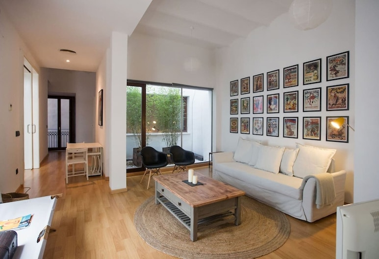 Cerrajería by Keywii, 4 Pax,centro de Sevilla, Seville, Apartmán (1 Bedroom), Obývačka