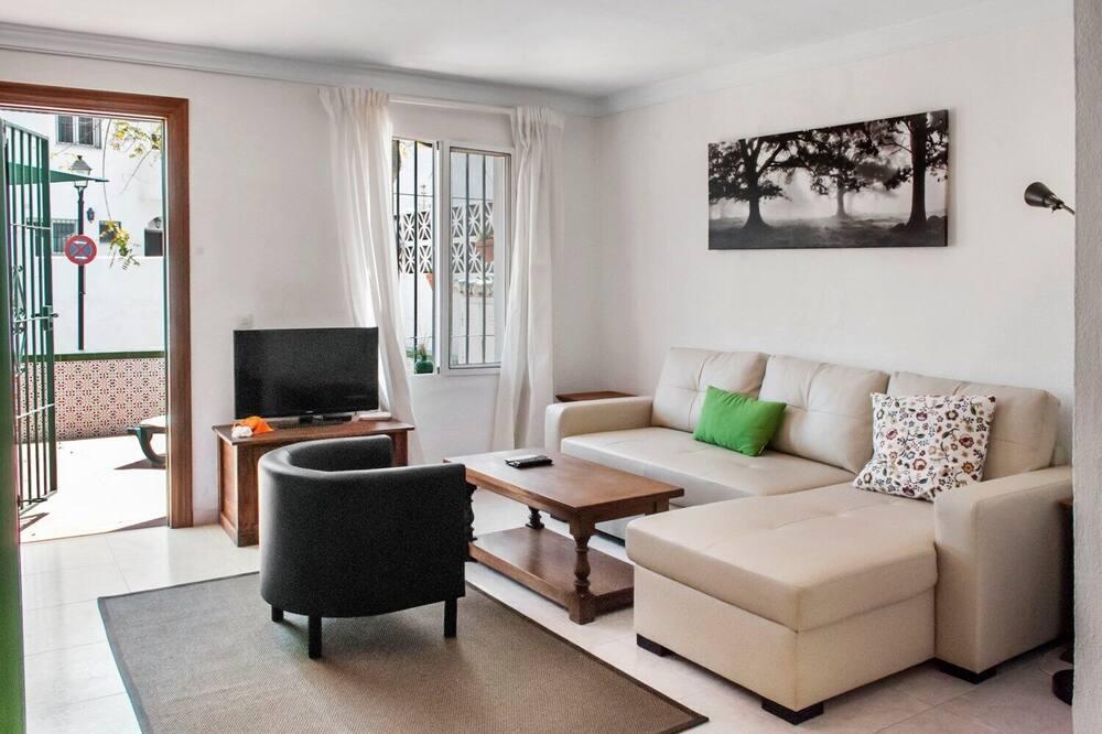 อพาร์ทเมนท์, 1 ห้องนอน - ภาพเด่น