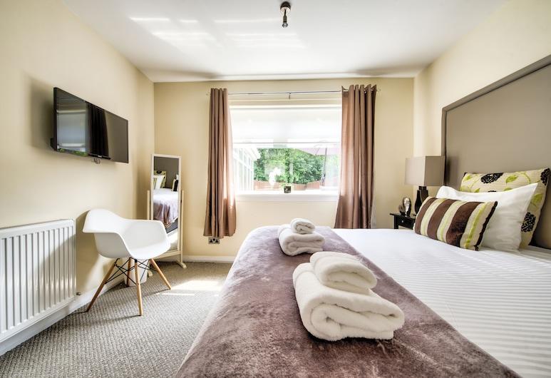 No.17 Serviced Apartment, Glasgow, Apartment, 2Schlafzimmer, Zimmer