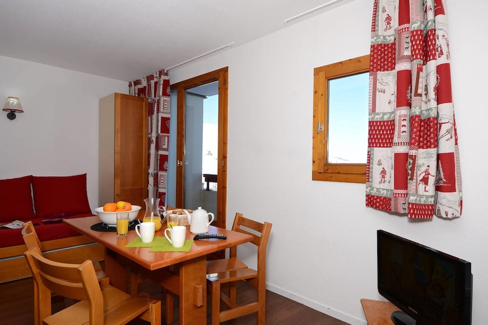 Appartement, 1 slaapkamer (2727245) - Eetruimte in kamer