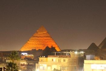 A(z) Magic Golden Pyramids Inn hotel fényképe itt: Giza