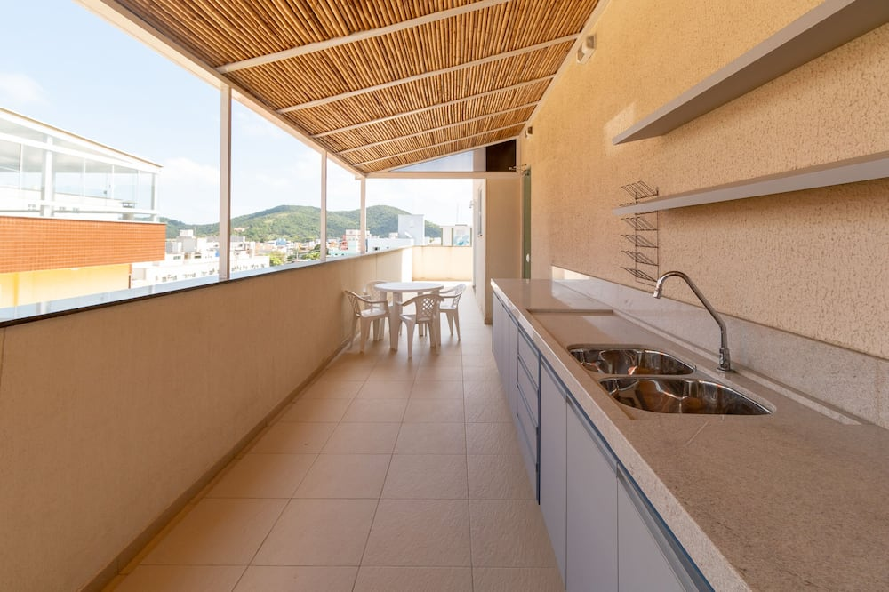 Appartement, 3 chambres - Balcon