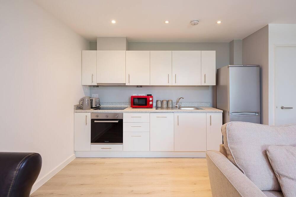 Appartement - Cuisine privée