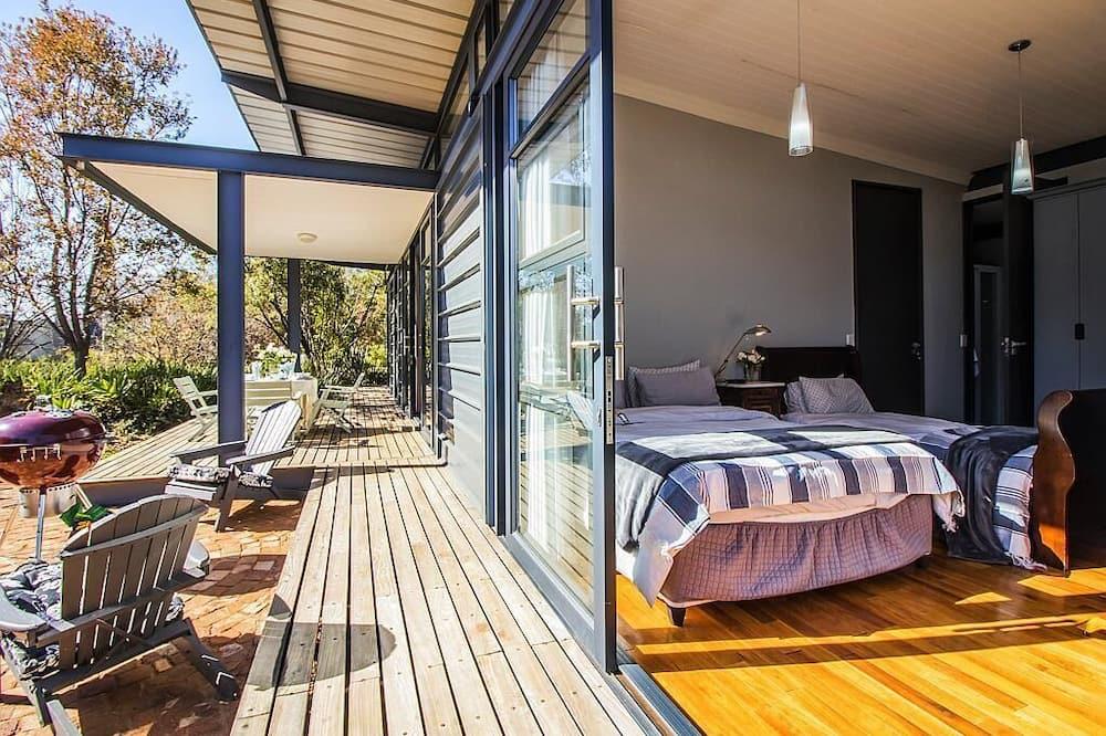 Fritidsbolig (Wolf Unit) - Terrasse/veranda