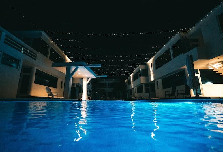 Casa Real Boutique Hotel, Monterrico, Outdoor Pool