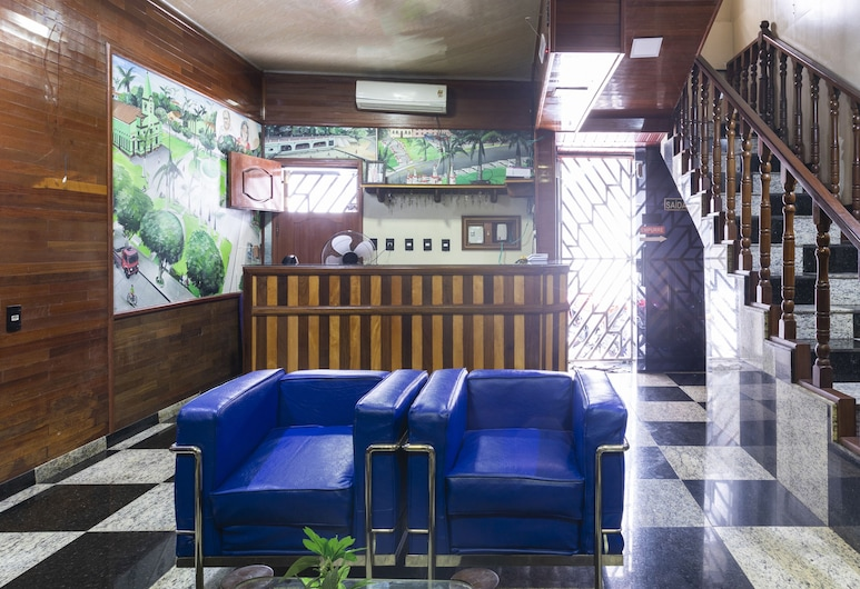 OYO Hotel Nota 10, Belem, Reception