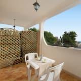 Apartamento básico, 3 habitaciones (Casa Lu Sule) - Balcón