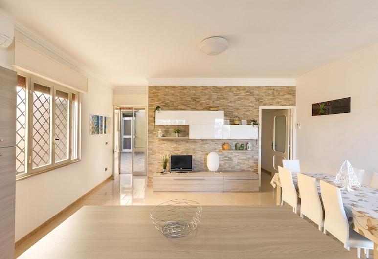 Villa Alessandra, Porto Cesareo, Comfort-talo, 3 makuuhuonetta, Olohuone