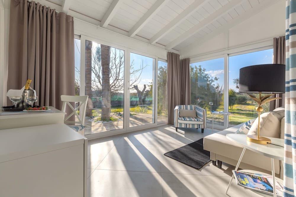Māja, sešas guļamistabas (Prestige) - Dzīvojamā istaba