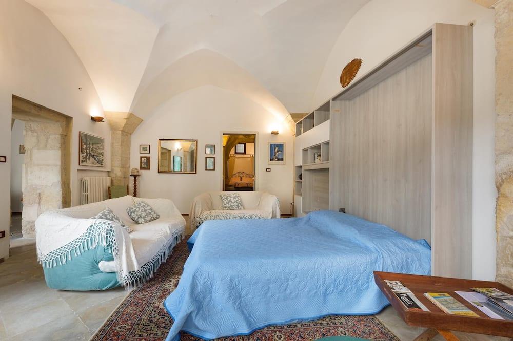 Standard House, 1 Bedroom - Living Room