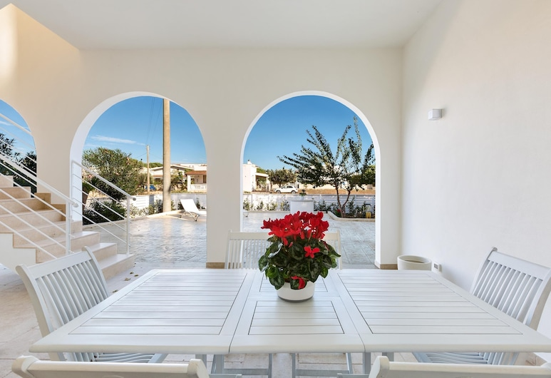 Villa Gardenia, Maruggio, Comfort House, 1 Bedroom, Terrace/Patio