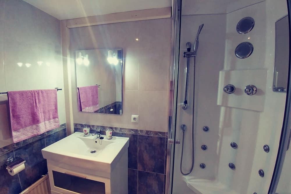 Classic-lejlighed - Badeværelse