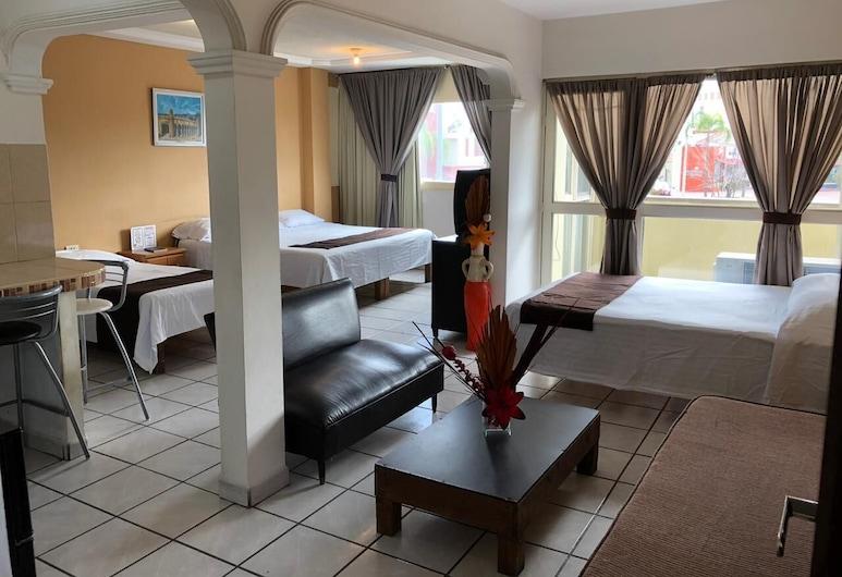 Hotel Paseo, Durango, Basic trokrevetna soba, Soba za goste
