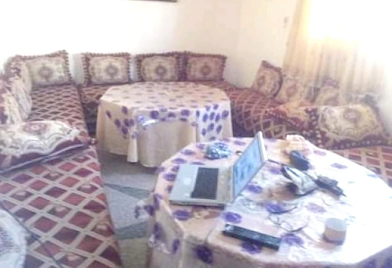 Apartment With 2 Bedrooms in Oujda, With Wonderful City View, Furnished Garden and Wifi, Oujda