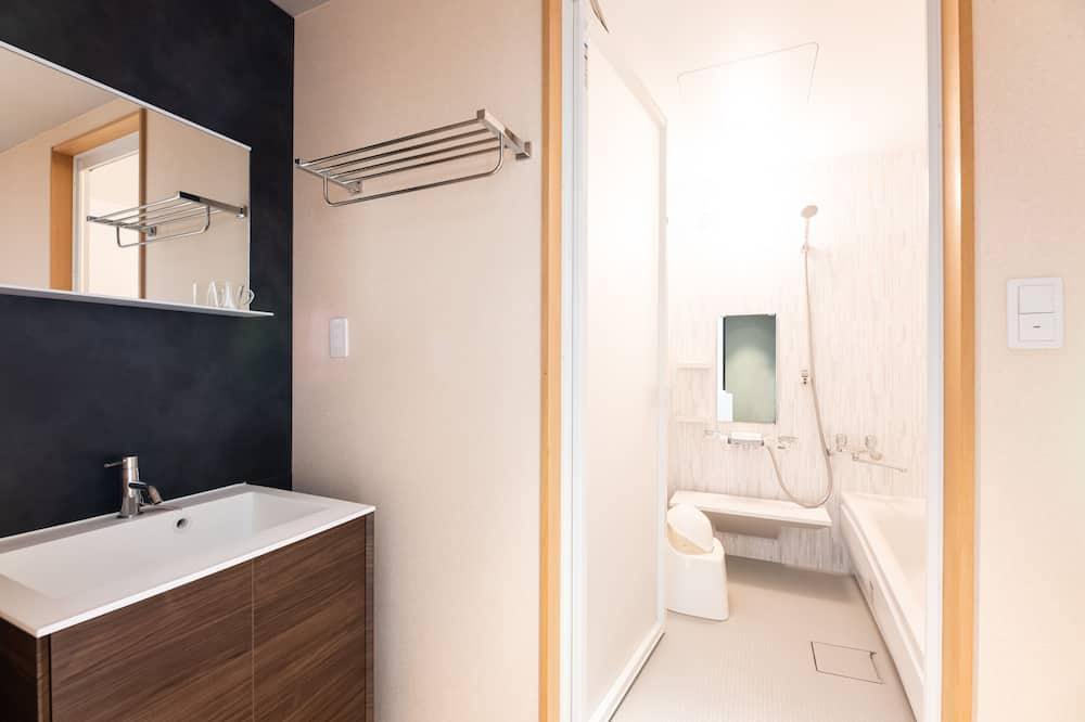 Standard Apartment, Sakurajima View - Bathroom