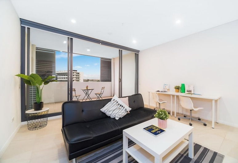 Olympus Wolli Crk 3.21, Wolli Creek, Apartment, 2 Bedrooms, Living Area