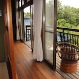 Suite, Gartenblick - Balkon