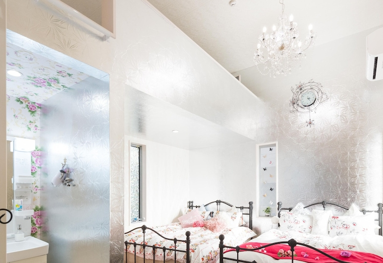 Papillon Paradis Nishi-Shinjuku, Tokyo, Deluxe Suite, 3 Bedrooms (1st Floor), Room