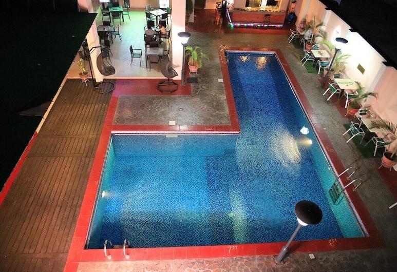 Check-Inn hotel Ibadan, Ibadan, Havuz