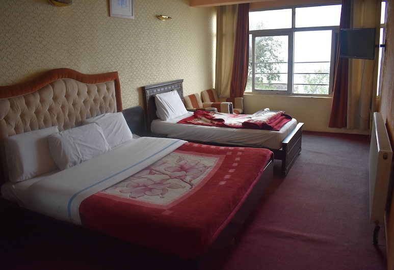Hotel Blue Rock, Murree, Deluxe Room, Guest Room