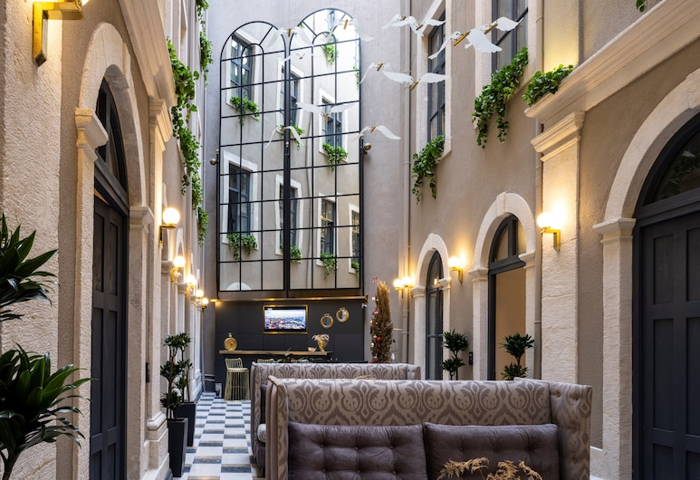 Ferman Port Hotel , Istanbul, Lobby Sitting Area