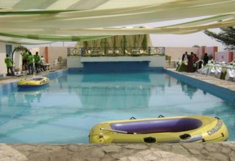 HBC Resort, Kaduna, Ulkouima-allas