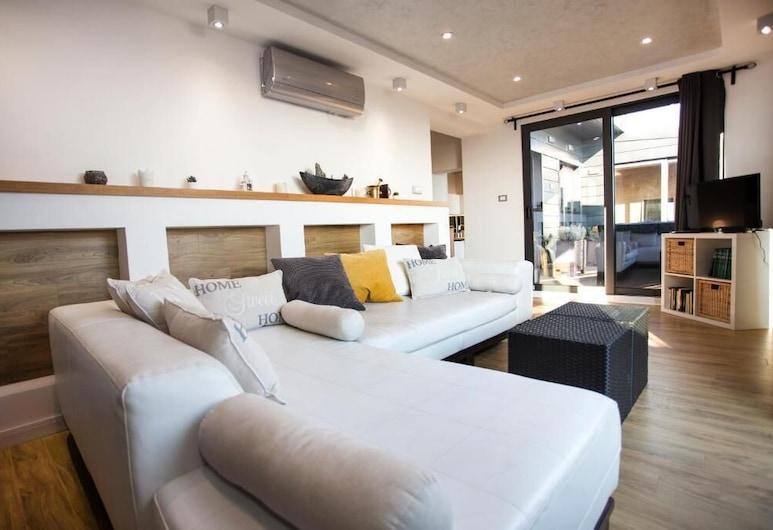 PenthouseLux, เบลเกรด, ลักซ์ชัวรี่อพาร์ทเมนท์, 1 ห้องนอน, ห้องพัก