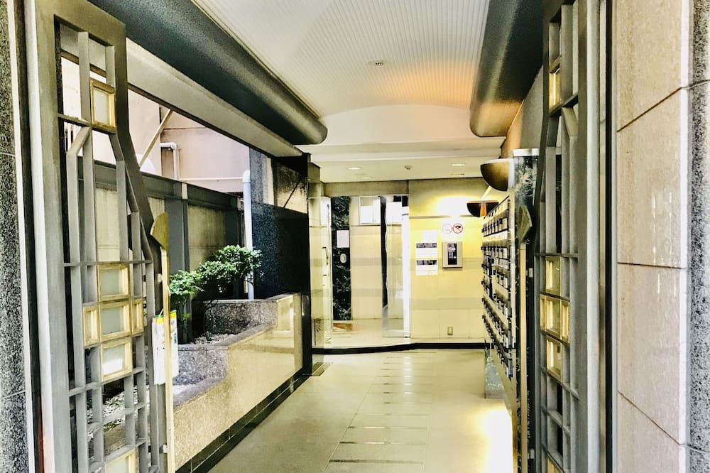内部エントランス