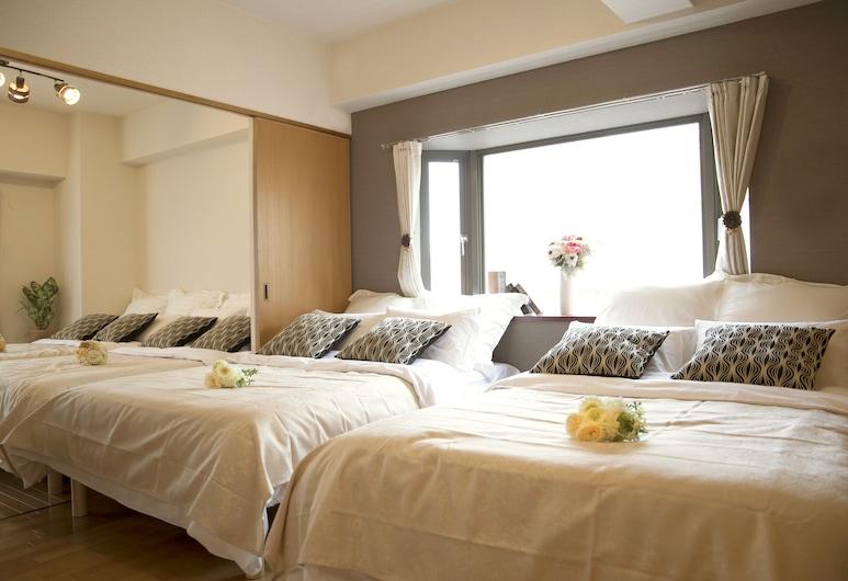 Nipponbashi-House II-A, Osaka, Luxury Family Room (H01), Room