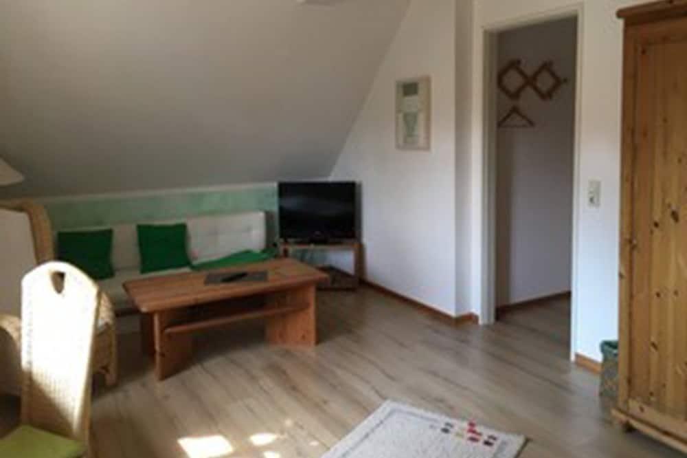 Double Room (grün) - Living Area