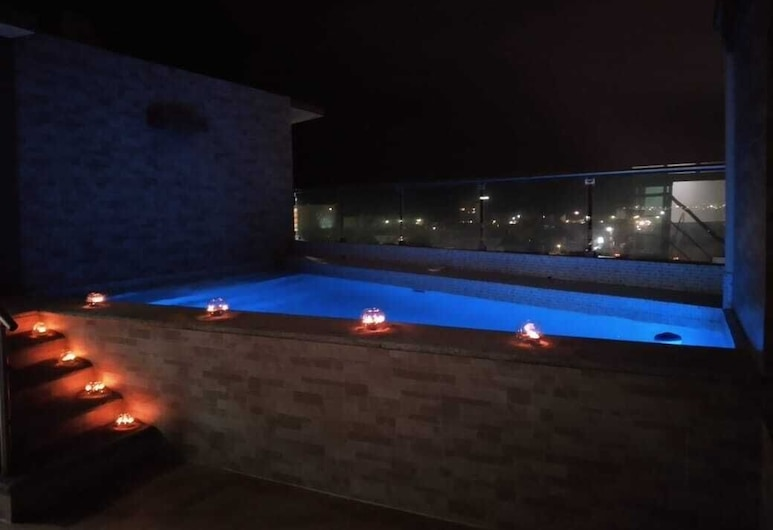 Hotel Harbour Inn Veracruz, Веракруз, Открытый бассейн