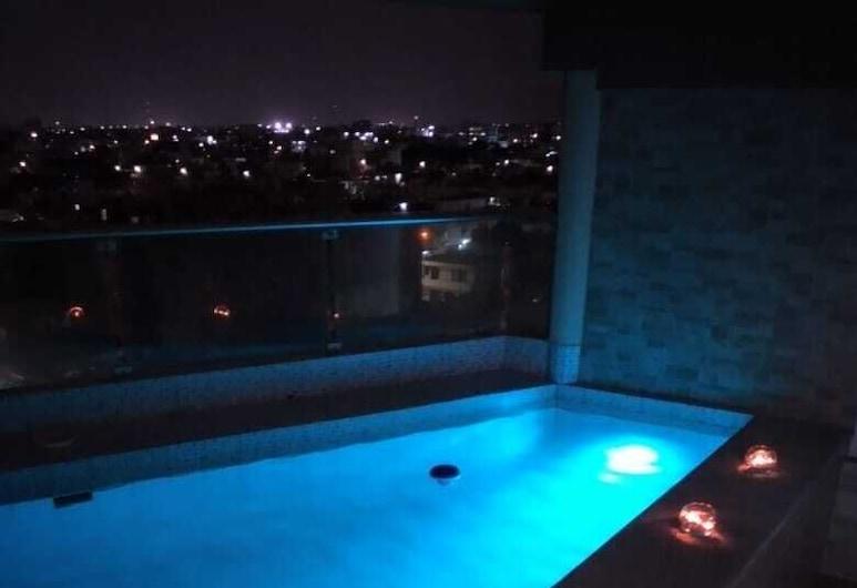 Hotel Harbour Inn Veracruz, 維拉克魯斯, 室外泳池