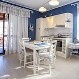 พาโนรามิกอพาร์ทเมนท์, 1 ห้องนอน, วิวทะเล - ห้องนั่งเล่น