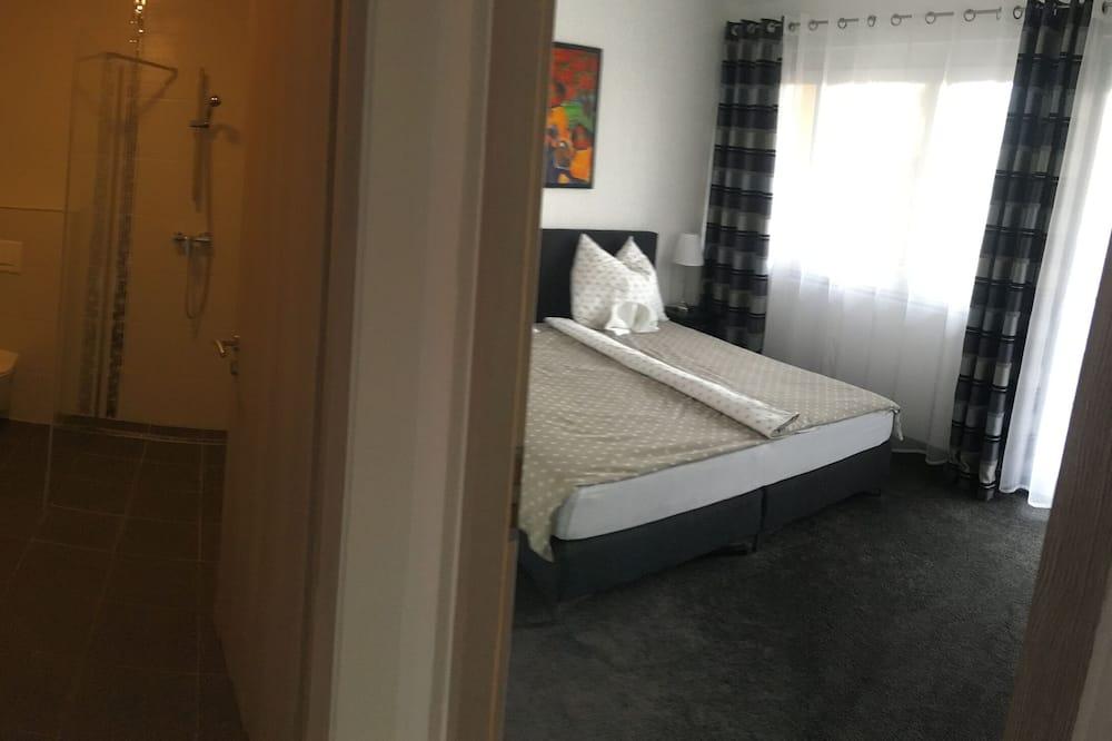 Apartment, 2Schlafzimmer (Sárga) - Badezimmer