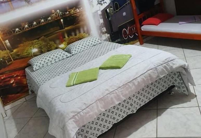 Pousada & Hostel Vento Minuano, Blumenau, Doppelzimmer, Zimmer