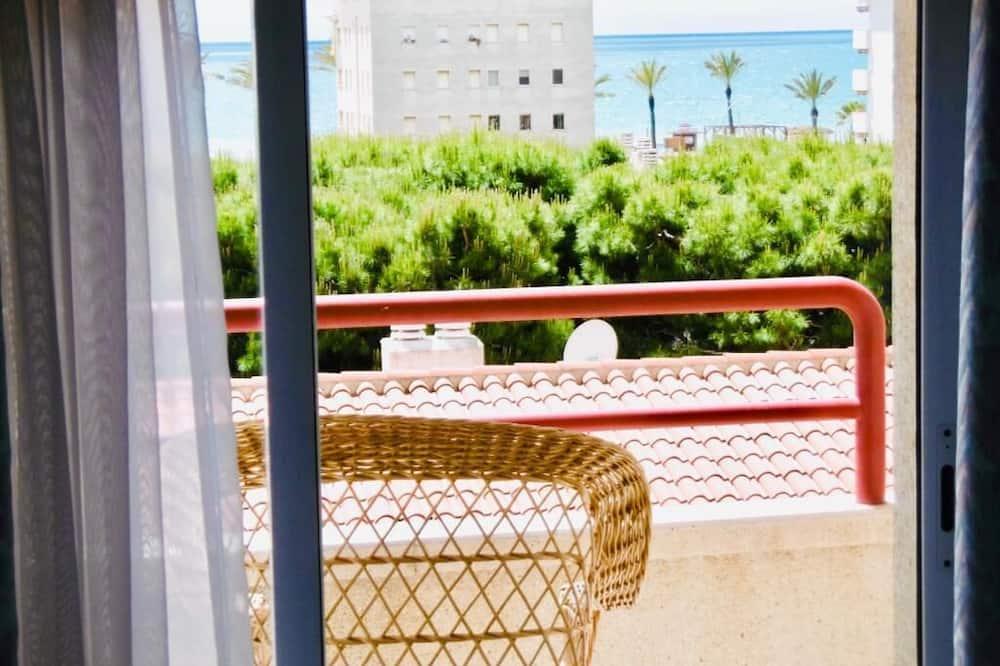 Apart Daire, 2 Yatak Odası, Deniz Manzaralı - Balkon