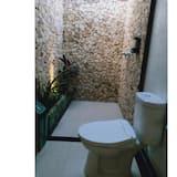 Ubytování ve společné místnosti - Koupelna