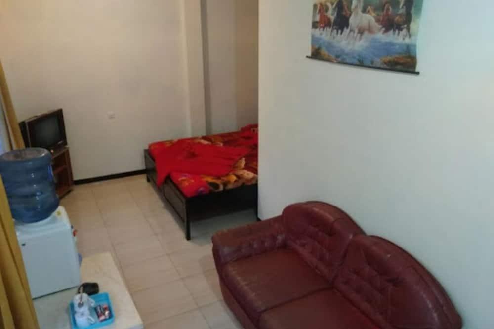 Superior Δίκλινο Δωμάτιο (Double) - Περιοχή καθιστικού