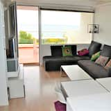 Стандартные апартаменты (1 Bedroom) - Гостиная