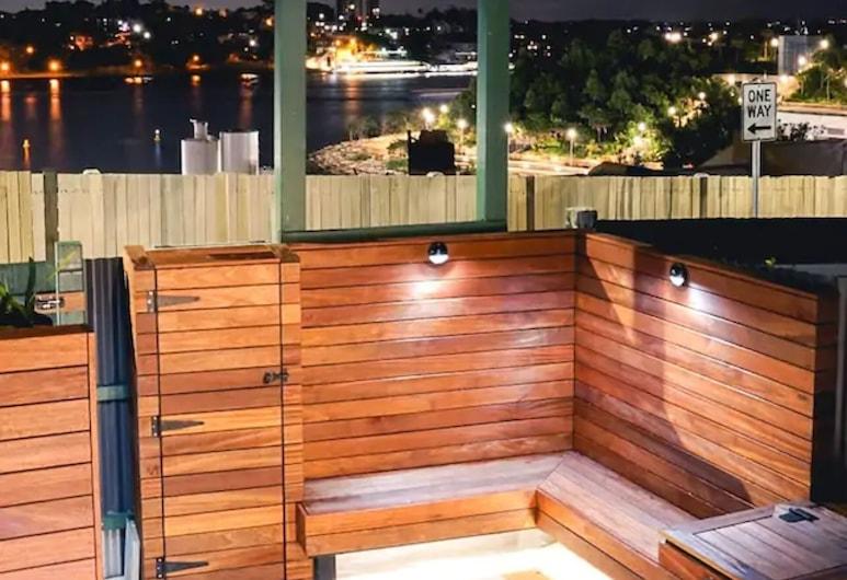 Amazing Waterview Terrace at The Rocks Sydney CBD, Sídney, Terraza o patio