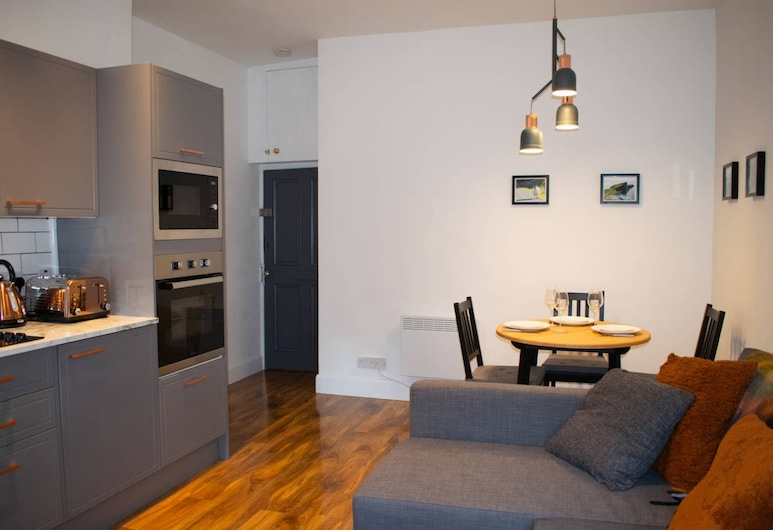 Authentic Homely 1 Bedroom Apartment on the Royal Mile, Εδιμβούργο