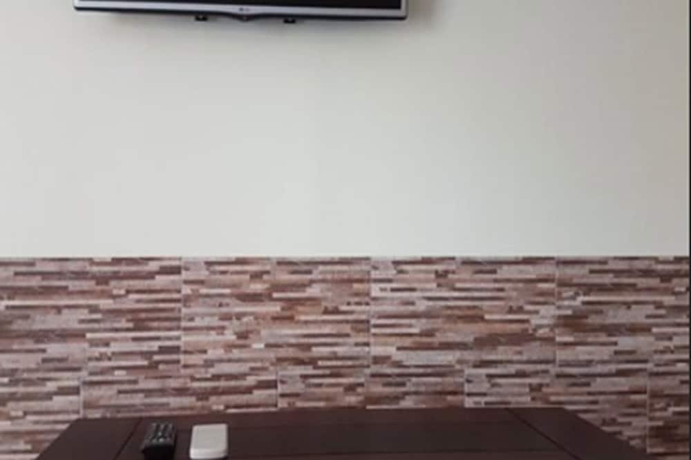 Comfort Room - Televisyen
