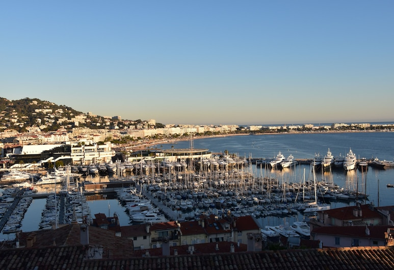Residence D'Azur, Cannes, Strand