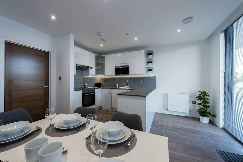 Exclusive Διαμέρισμα - Περιοχή καθιστικού
