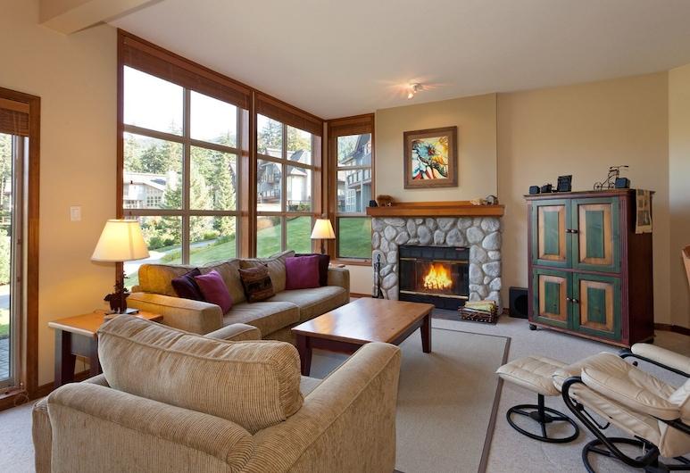 Blackcomb Greens by Whistler Premier, Whistler, Dům, 2 ložnice (35), Obývací pokoj